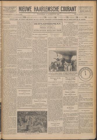 Nieuwe Haarlemsche Courant 1930-08-13