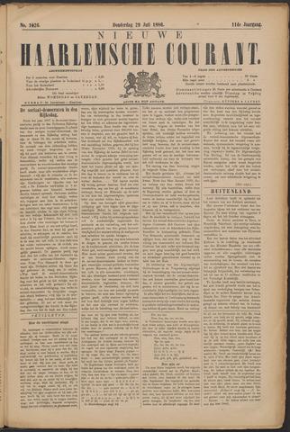 Nieuwe Haarlemsche Courant 1886-07-29