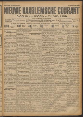 Nieuwe Haarlemsche Courant 1908-11-24