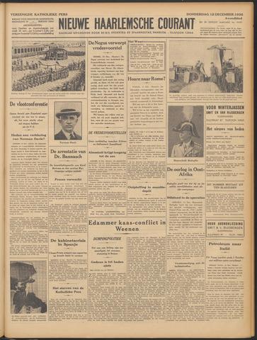 Nieuwe Haarlemsche Courant 1935-12-12