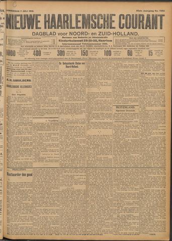 Nieuwe Haarlemsche Courant 1910-07-07