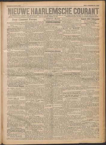 Nieuwe Haarlemsche Courant 1920-04-23