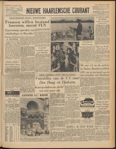 Nieuwe Haarlemsche Courant 1962-03-14