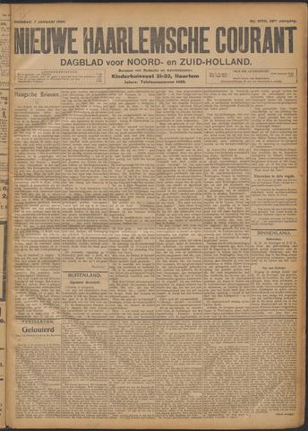 Nieuwe Haarlemsche Courant 1908-01-07