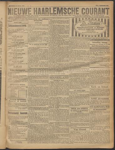 Nieuwe Haarlemsche Courant 1919-04-19