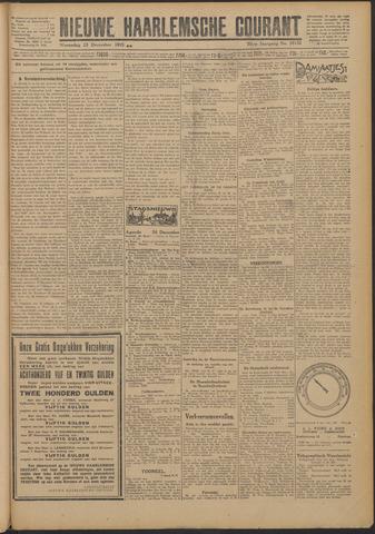 Nieuwe Haarlemsche Courant 1925-12-23