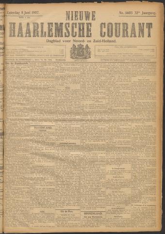 Nieuwe Haarlemsche Courant 1907-06-08