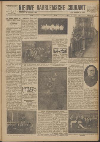 Nieuwe Haarlemsche Courant 1924-12-29