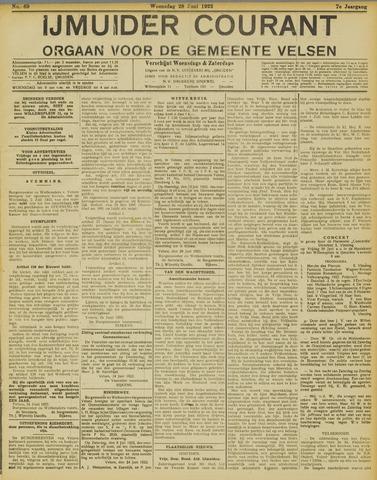 IJmuider Courant 1922-06-28