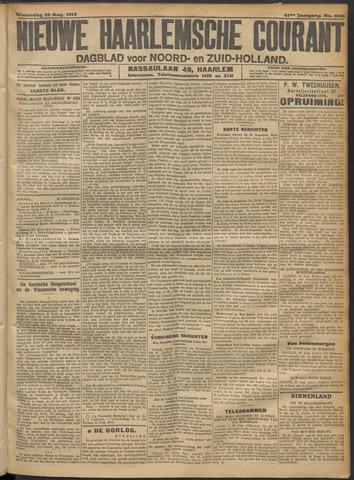 Nieuwe Haarlemsche Courant 1916-08-23