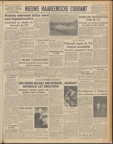 Nieuwe Haarlemsche Courant 1947-09-19