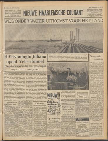 Nieuwe Haarlemsche Courant 1957-09-28
