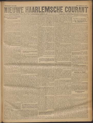 Nieuwe Haarlemsche Courant 1919-07-09