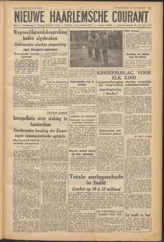 Nieuwe Haarlemsche Courant 1946-09-26