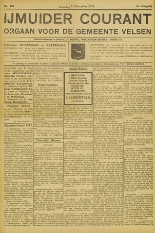 IJmuider Courant 1916-11-11
