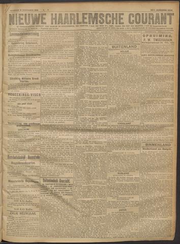 Nieuwe Haarlemsche Courant 1918-12-31