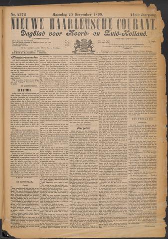 Nieuwe Haarlemsche Courant 1899-12-25