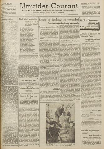 IJmuider Courant 1939-10-25