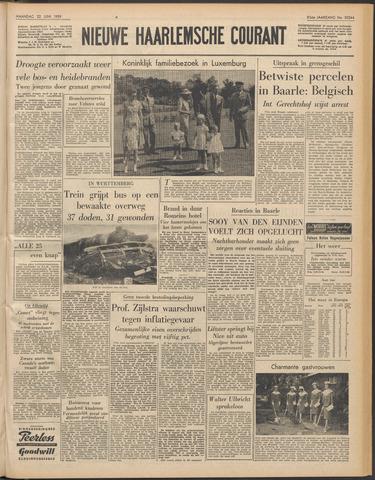 Nieuwe Haarlemsche Courant 1959-06-22