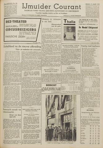IJmuider Courant 1939-03-17