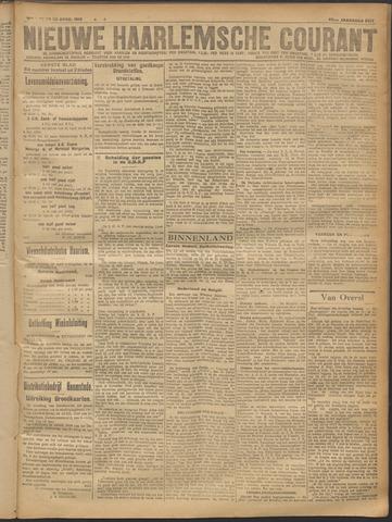 Nieuwe Haarlemsche Courant 1913-04-23