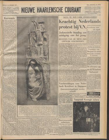 Nieuwe Haarlemsche Courant 1957-12-24