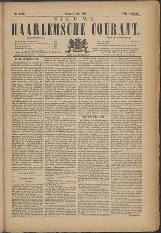 Nieuwe Haarlemsche Courant 1889-07-05