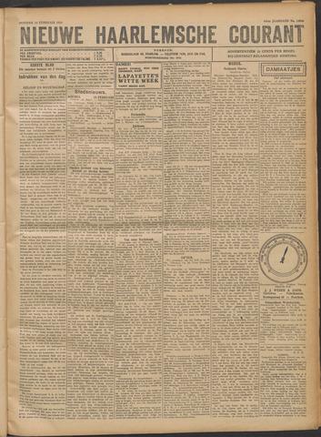 Nieuwe Haarlemsche Courant 1922-02-14