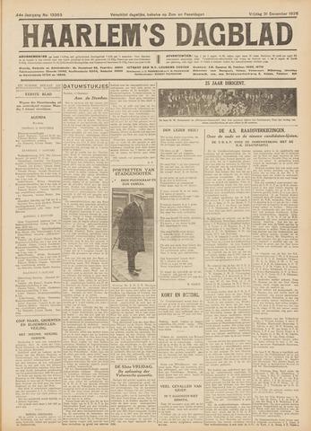 Haarlem's Dagblad 1926-12-31