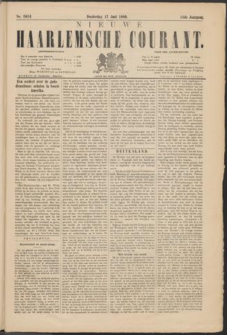 Nieuwe Haarlemsche Courant 1886-06-17