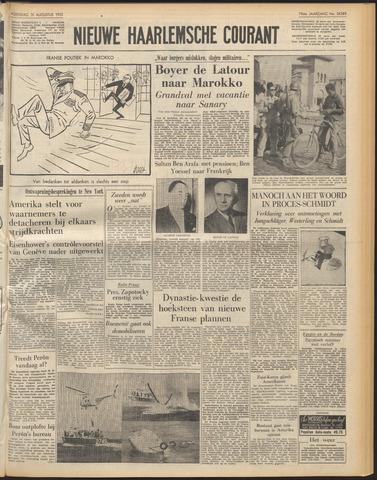 Nieuwe Haarlemsche Courant 1955-08-31