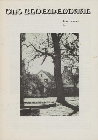 Ons Bloemendaal 1977