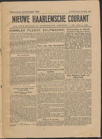 Nieuwe Haarlemsche Courant 1945-05-26