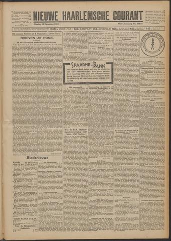 Nieuwe Haarlemsche Courant 1924-12-16