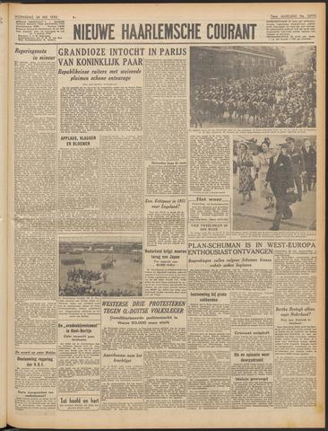 Nieuwe Haarlemsche Courant 1950-05-24