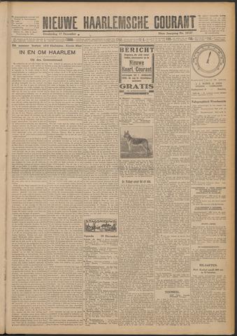 Nieuwe Haarlemsche Courant 1925-12-17