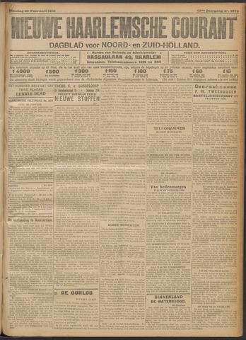 Nieuwe Haarlemsche Courant 1916-02-29