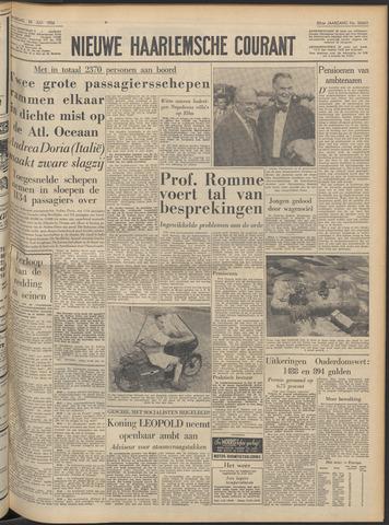 Nieuwe Haarlemsche Courant 1956-07-26