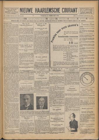 Nieuwe Haarlemsche Courant 1930-02-21