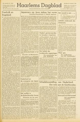 Haarlem's Dagblad 1945-08-20