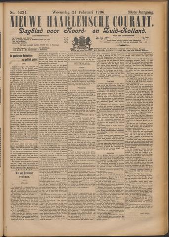 Nieuwe Haarlemsche Courant 1906-02-21