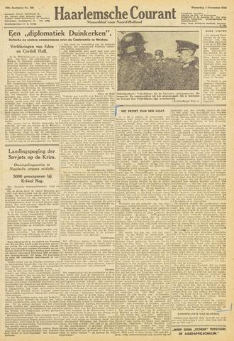 Haarlemsche Courant 1943-11-03