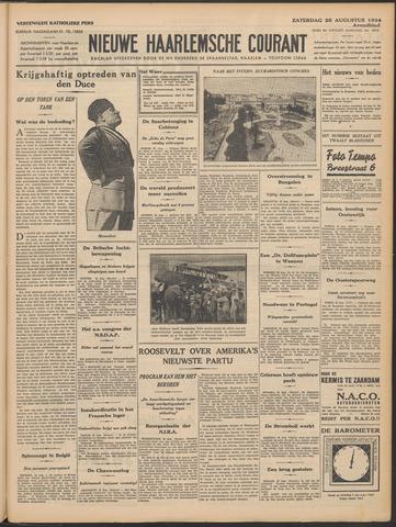 Nieuwe Haarlemsche Courant 1934-08-25