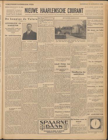 Nieuwe Haarlemsche Courant 1932-08-13
