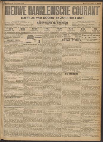 Nieuwe Haarlemsche Courant 1916-02-26