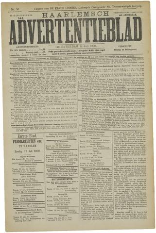 Haarlemsch Advertentieblad 1900-07-14