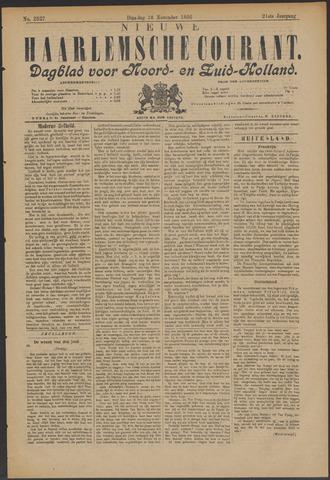 Nieuwe Haarlemsche Courant 1896-11-10