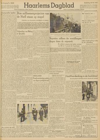 Haarlem's Dagblad 1947-05-22