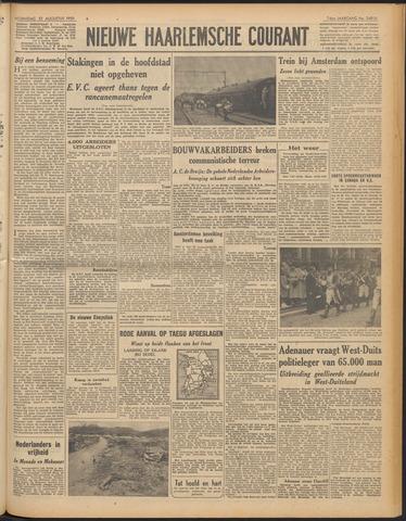 Nieuwe Haarlemsche Courant 1950-08-23