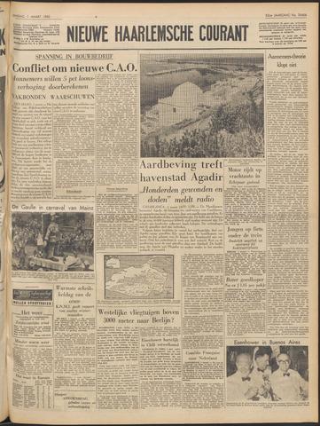 Nieuwe Haarlemsche Courant 1960-03-01